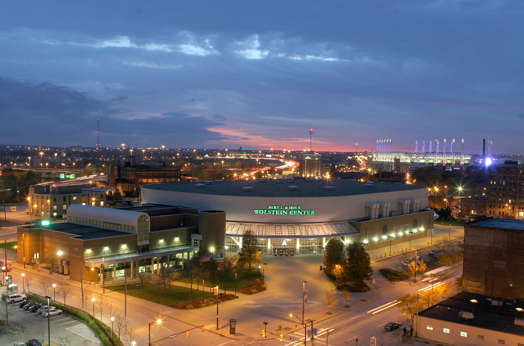 Our Venue Wolstein Center At Cleveland State University