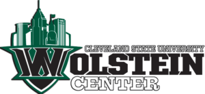 Wolstein Center at Cleveland State University Logo