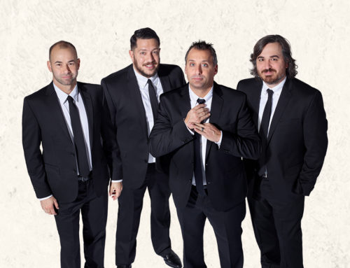 "TruTV's Impractical Jokers ""Santiago Sent Us"" Tour"