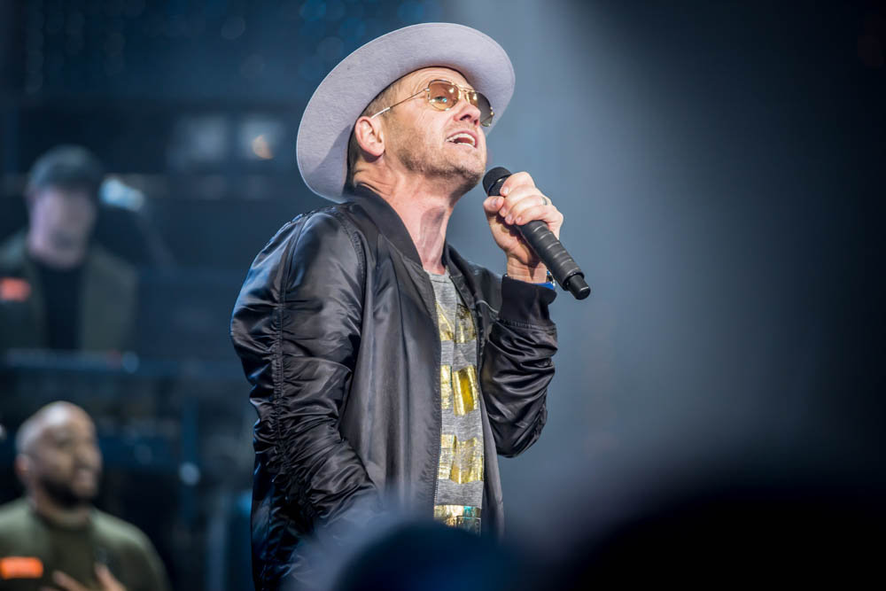 TobyMac during his Hits Deep Tour.
