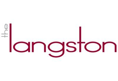 The Langston Logo