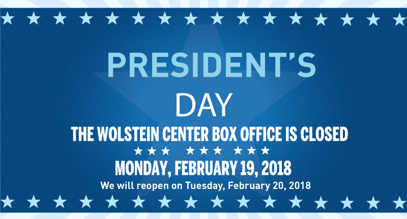 We are closed on February 19, 2018 for President's Day, We will reopen on Tuesday, February 20, 2018 at 10:00 AM