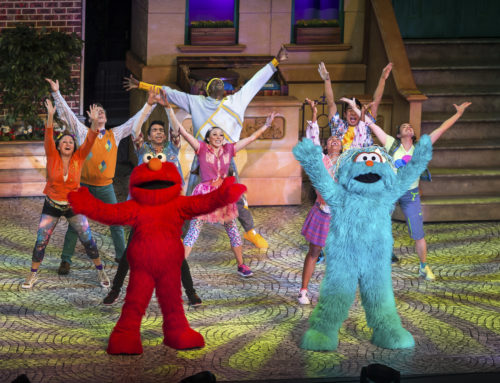 Sesame Street Live Giveaway
