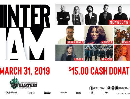 Winter Jam 2019 returns to Cleveland