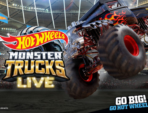 Hot Wheels Monster Trucks Live coming to the Wolstein Center