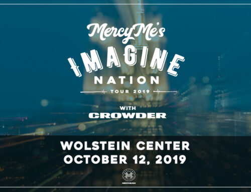 MercyMe Announces Cleveland Show at Wolstein Center in October!
