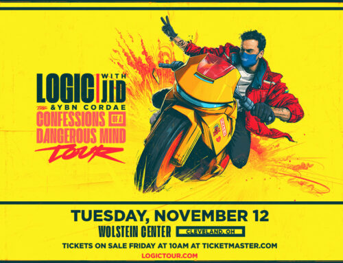 Logic Announces Show at Wolstein Center – Tickets on sale Friday at 10:00 AM!
